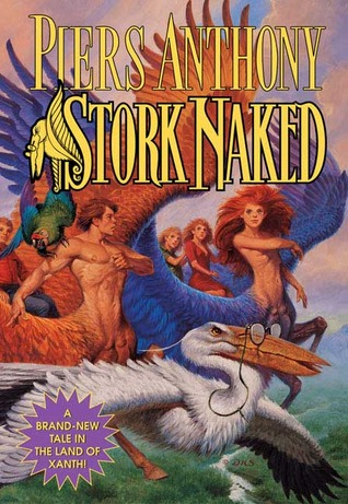 Stork Naked by Piers Anthony