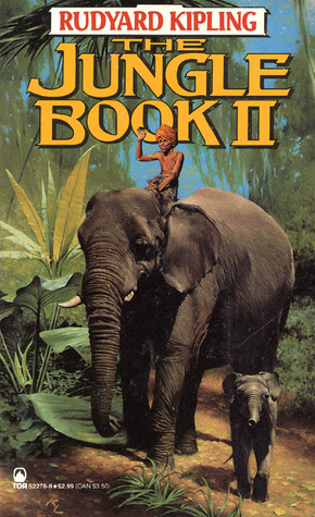 The Jungle Book II by Rudyard Kipling