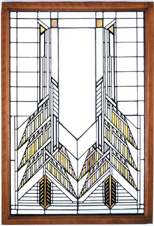 Glenn Russellu0027s Reviews U003e Light Screens: The Complete Leaded Glass Windows  Of Frank Lloyd Wright