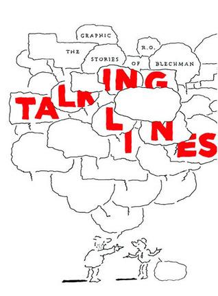 Talking Lines by R.O. Blechman