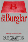 B is for Burglar (Kinsey Millhone Mystery)