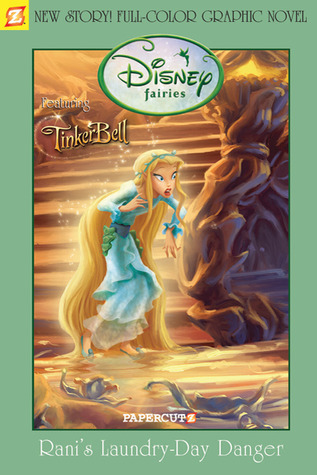 Rani's Laundry Day Danger (Disney Fairies Graphic Novel #2)