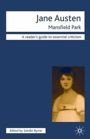 Jane Austen-Mansfield Park