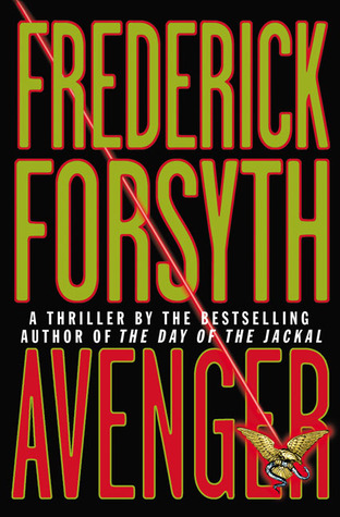Avenger by frederick forsyth 563795 fandeluxe Choice Image