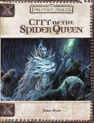 City of the Spider Queen (Dungeons and Dragons: Forgotten