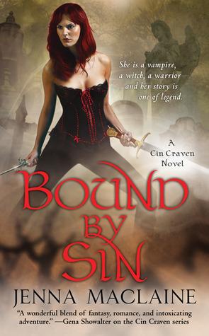 Bound By Sin by Jenna Maclaine