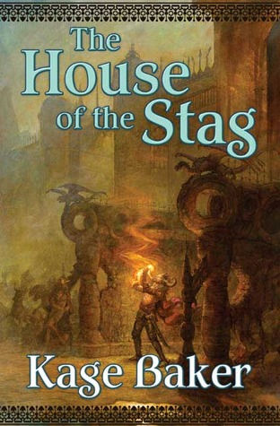 The House of the Stag (Lord Ermenwyr, #2)