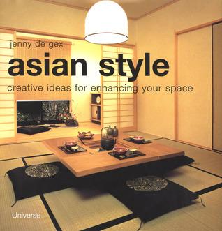 Asian creative enhancing idea space style