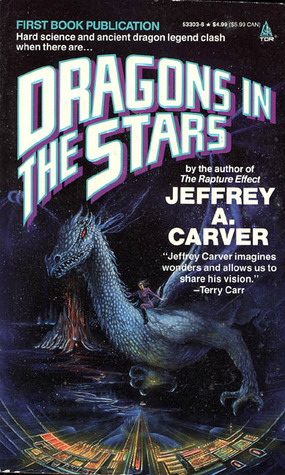 Dragons in the Stars (Star Rigger, #2)