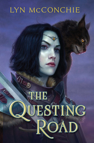 The Questing Road by Lyn McConchie