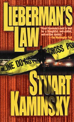 Ebook Lieberman's Law by Stuart M. Kaminsky PDF!