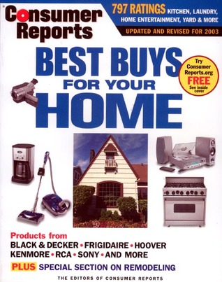 Best Buys For Your Home 2003