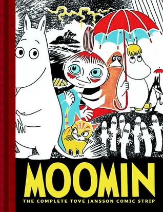 Moomin by Tove Jansson