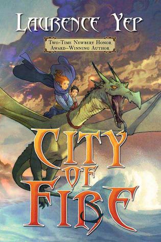 City of Fire (City Trilogy, #1)