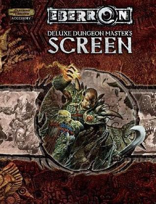 Deluxe Eberron Dungeon Masters Screen (D...