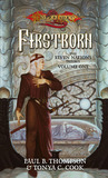 Firstborn (Dragonlance:  Elven Nations, #1)