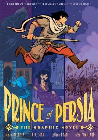 Prince of Persia by Jordan Mechner