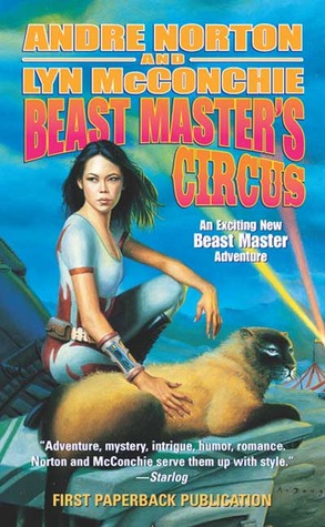 Beast Master's Circus by Andre Norton
