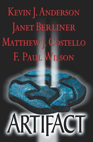 Artifact by Kevin J. Anderson