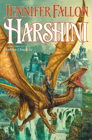 Harshini (Hythrun Chronicles: Demon Child Trilogy, #3)