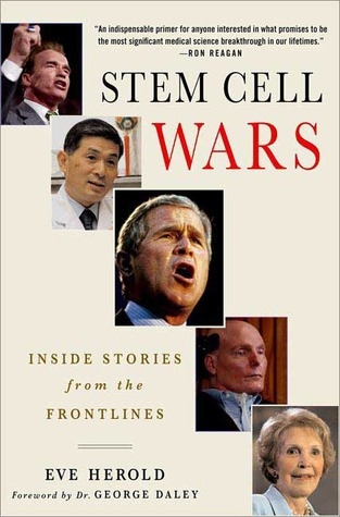 Stem Cell Wars by Eve Herold
