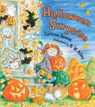 Halloween Surprise by Corinne Demas