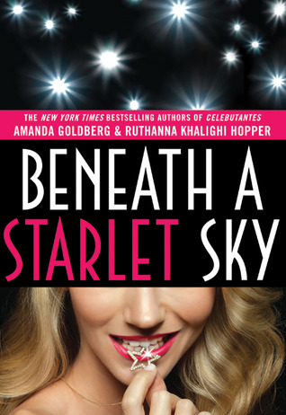 Beneath a Starlet Sky by Amanda Goldberg