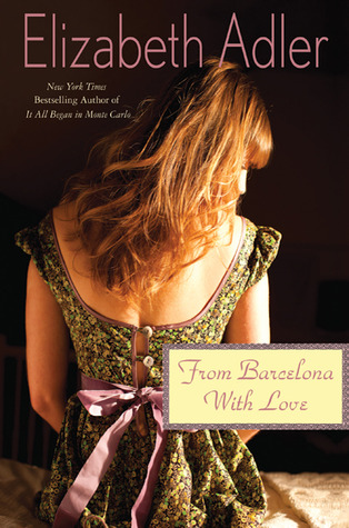 From Barcelona, with Love (Mac Reilly #4)