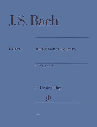 Italian Concerto BWV 971 (Italienisches Konzert)