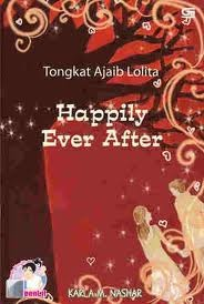 Happily Ever After by Karla M. Nashar