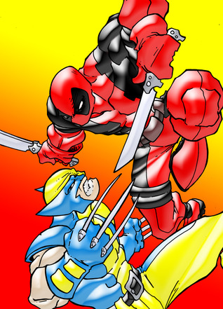 Wolverine and Deadpool Volume 22