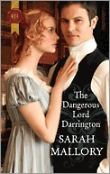 The Dangerous Lord Darrington by Sarah Mallory