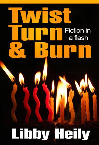 Twist Turn and Burn by Libby Heily