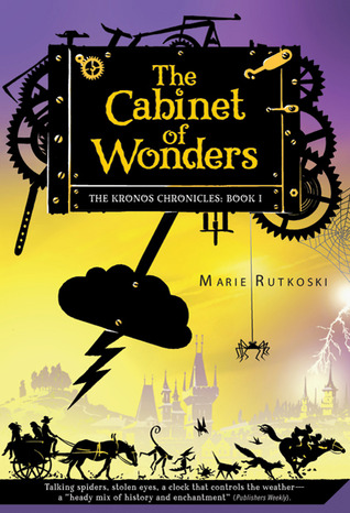 The Cabinet of Wonders by Marie Rutkoski