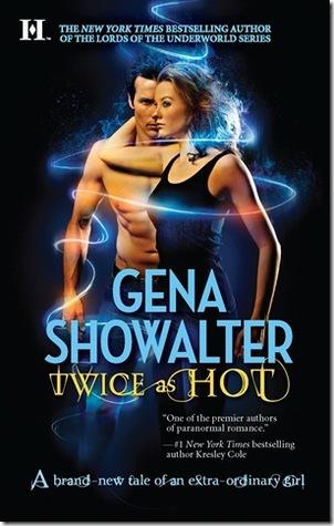 Twice as Hot by Gena Showalter