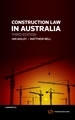 Construction Law in Australia, 3rd Edition
