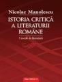 Istoria Critica a Literaturii Romane