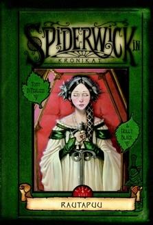 Rautapuu (Spiderwickin kronikat, #4)