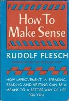 How to Make Sense
