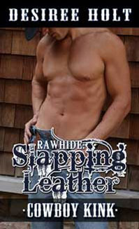 Slapping Leather (Rawhide, #2)
