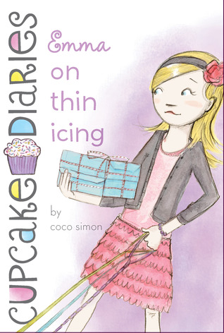 Emma on Thin Icing (Cupcake Diaries, #3)