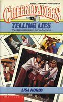 Telling Lies (Cheerleaders, #43)