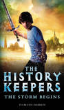 The Storm Begins (History Keepers #1)