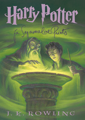 Harry Potter ja segavereline prints (Harry Potter, #6)