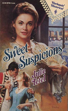 Sweet Suspicions (Harlequin Historical, No. 128)