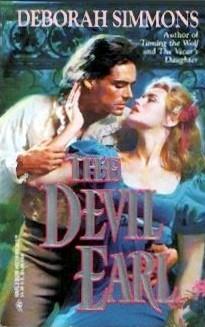 The Devil Earl by Deborah Simmons