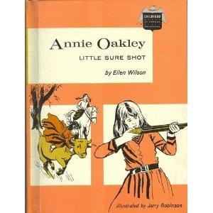 Annie Oakley by Ellen Wilson