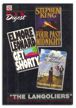 Book Digest: Four Past Midnight / Get Shorty / The Wings of the Morning
