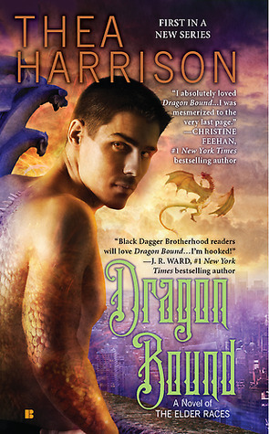 Book Review: Thea Harrison's Dragon Bound