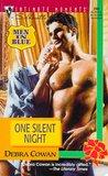 One Silent Night (Men in Blue, #5) (Garrett Brothers, #3)